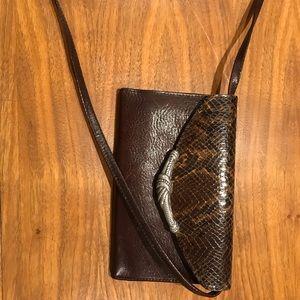 Brighton crossbody/wallet